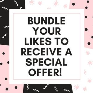 Other - Bundle your likes: I'll make you an offer